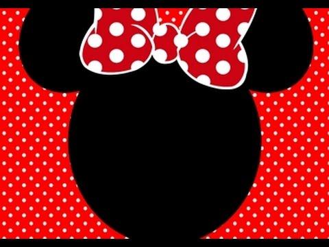 Preparativos aniversário Valentina (Minnie Vermelha), personalizados finalizados