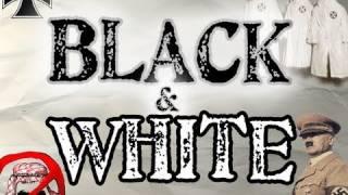 Hyperaptive - Black & White (RACISM SONG) - Official Lyric Video - New Rap / Hip Hop