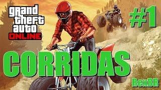 Corridas GTA Online:Rodagens e vai tomar no cú