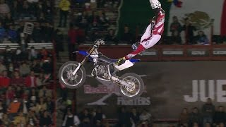 Red Bull X Fighters 2015 Mexico City, Mexico – Tom Pagès