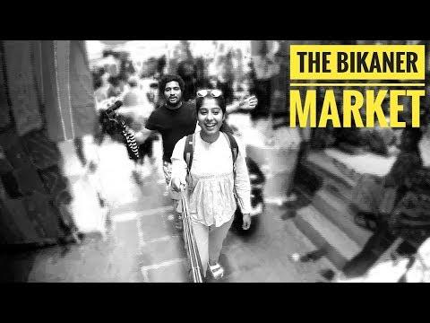 Bikaner- Kote Gate Market | Episode 7 | #WhereDoWeGoNow