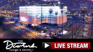 GTA Online Casino DLC Livestream (No Commentary)