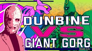Dunbine vs. #GiantGorg JOIN the #MovementofManium NOW: Patreon.com/thealmanium Giant Gorg, a relic from a past future defeated a standard issue ...
