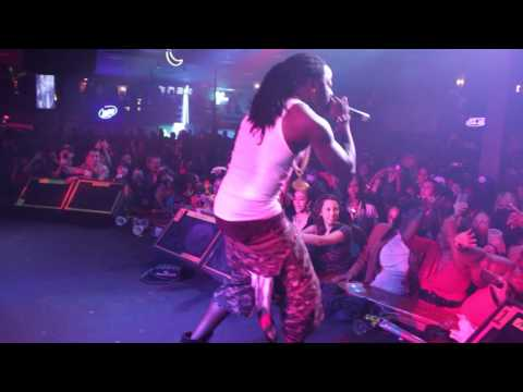 Ace Hood Hustle Hard Live Performance At Pieres