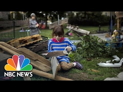 Inside NYC's Riskiest Playground Where Parents Aren't Allowed Inside | NBC News