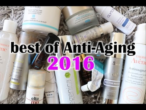 Best Anti-Aging Skincare of 2016 | Brianna Stanko