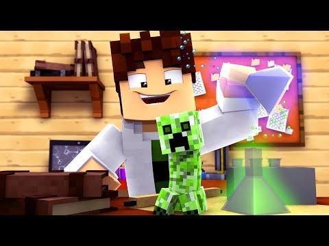 Minecraft : BEBÊS MONSTROS !! - Laboratório Do Baixa
