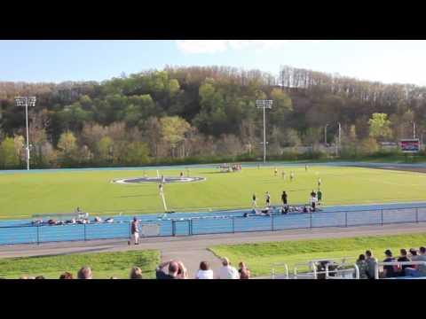 PSU A vs LockHaven Spring 2017
