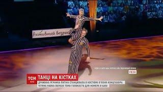 Запальний танок: речник Путіна відреагував на виступ дружини у костюмі в'язня концтабору
