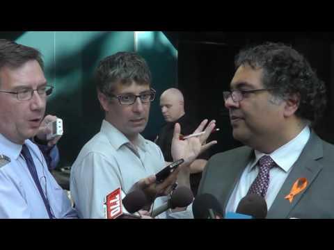 Mayor Nenshi on Calgary's 2026 Olympics bid exploration