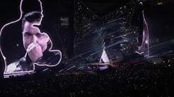 Robbie Williams - Angels - Etihad Stadium 2017 - Tribute to Manchester Attack