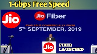 JioFiber Launched | Jio SetTopBox Plans | Free Voice, Free Movies, Free TV, Free Internet