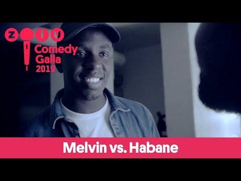 Melvin vs. Habane - ZULU Comedy Galla