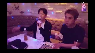 Download Video BTOB Changsub - An Encore (SHINee) cover MP3 3GP MP4