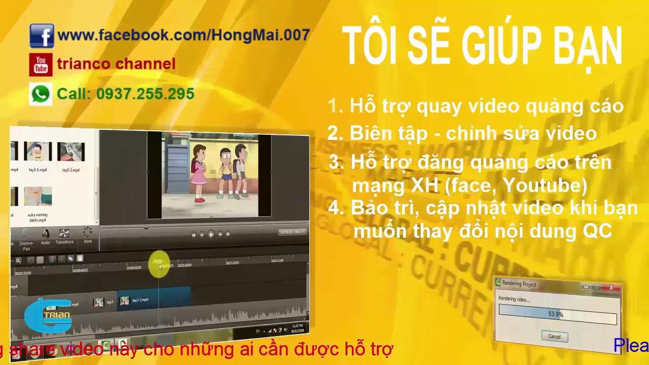 Bản sao của Nhận: Làm video quảng cáo – giới thiệu doanh nghiệp địa phương Tây Ninh