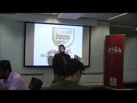 To Fight Through Cartoons by Zunar, Asia Research Centre, Murdoch University, 15 June 2016
