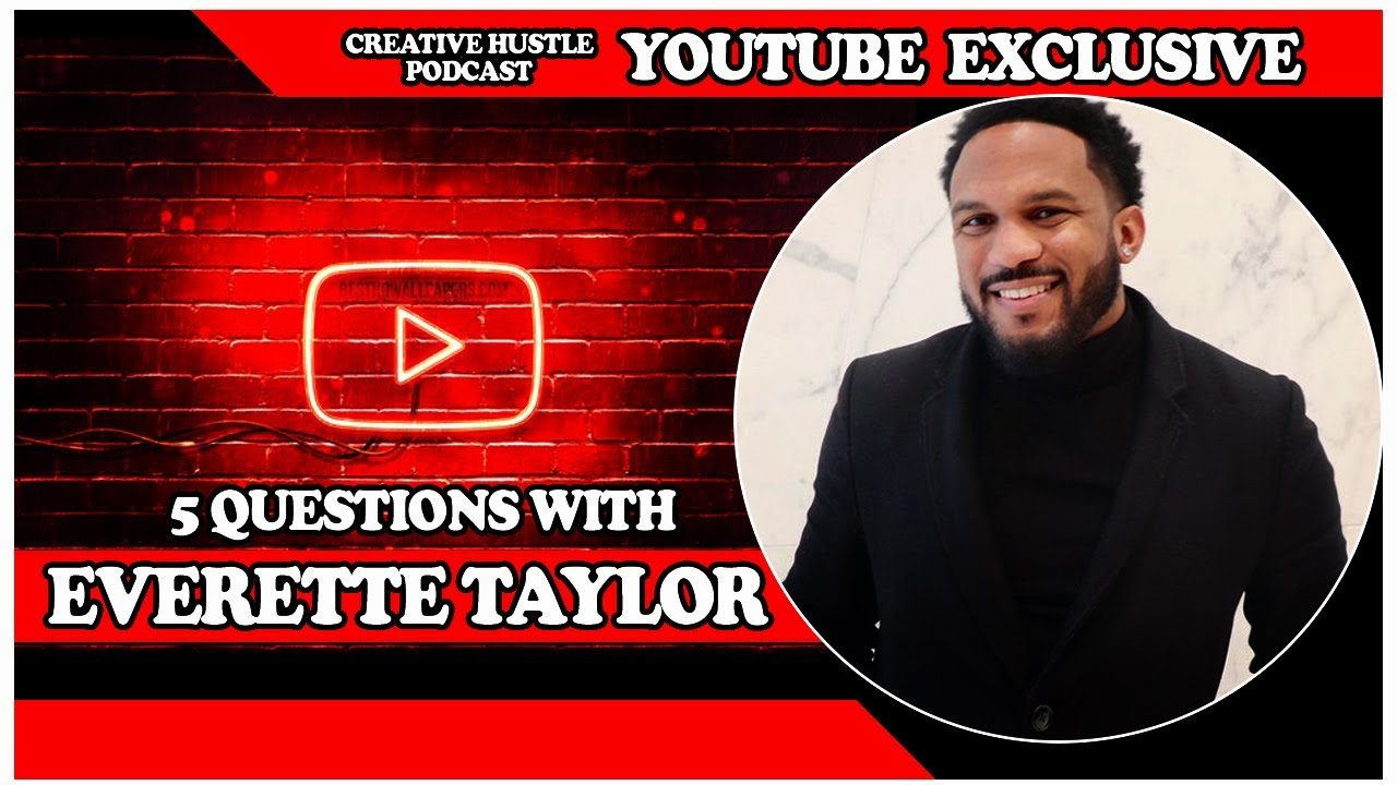 You Tube Exclusive 5 Questions with CEO Everette Taylor - YouTube