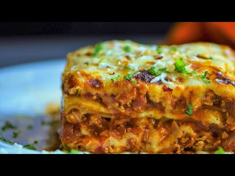 Best Chicken Lasagna Recipe