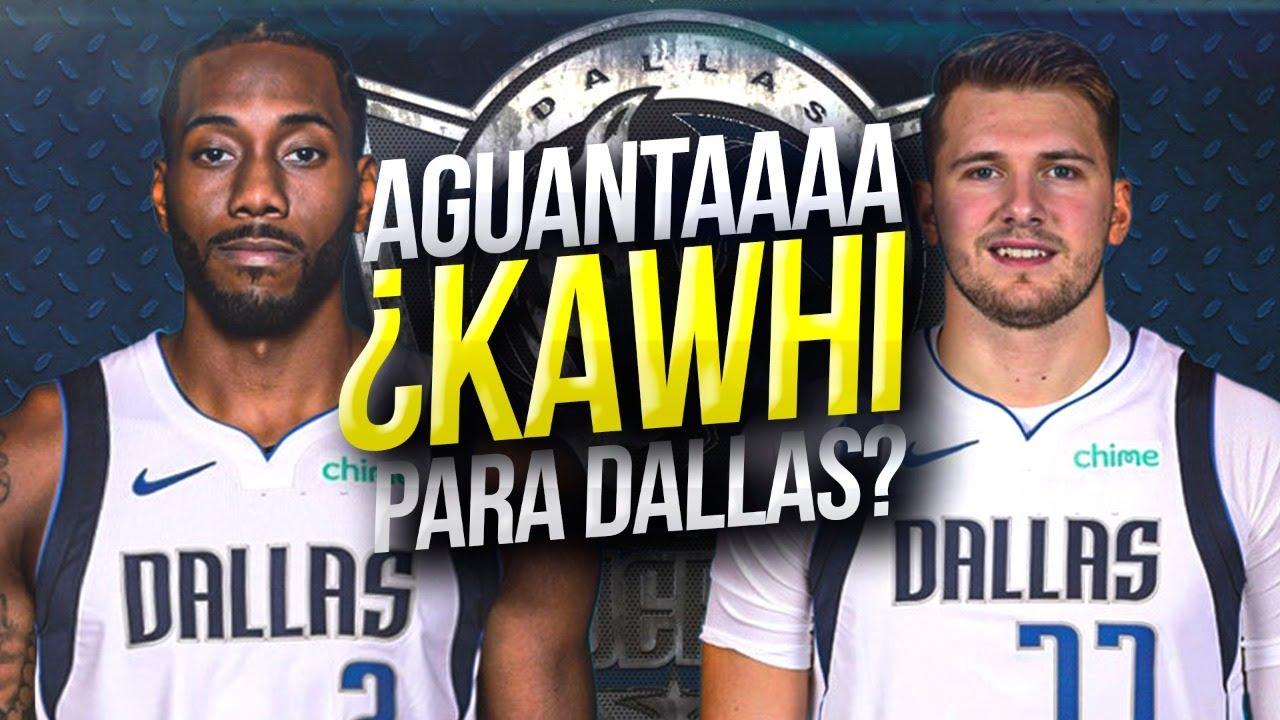 😵¿Por qué Kawhi Leonard se iría para Dallas?   NBA Jorge Mota
