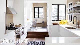 Interior Design —Small Open-Concept Home Renovation