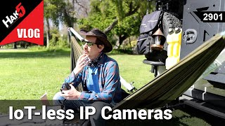 IoT-less IP Cameras - Hack Across America 2021