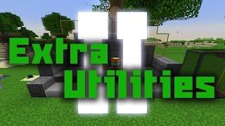 [Обзор][1.10.2] Extra Utils 2 - Больше утилит! - S5-EP4