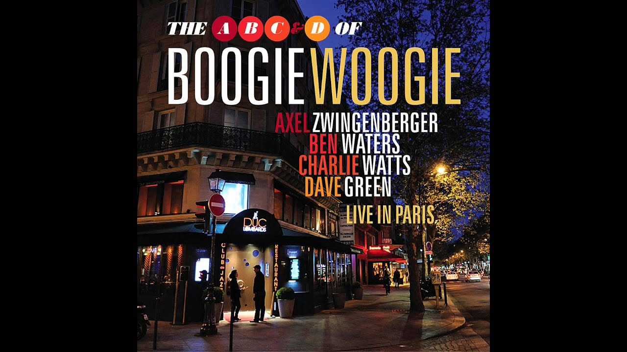ABC D Of Boogie Woogie