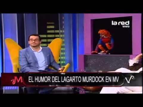 el lagarto MURDOCK en sin censura mentiras verdaderas del 21 09 12 macrojinegro) 1