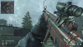 Call Of Duty Modern Warfare Remastered Team Deathmatch Multiplayer Gameplay PS4 Pro