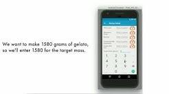 Gelato Balancing App Demo