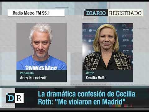 La dramática confesión de Cecilia Roth
