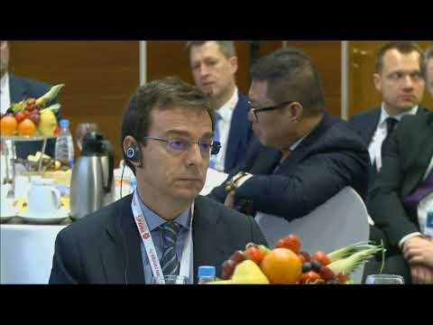 The Gaidar Forum 2018. INVESTMENT IN PUBLIC HEALTH (Business Breakfast)