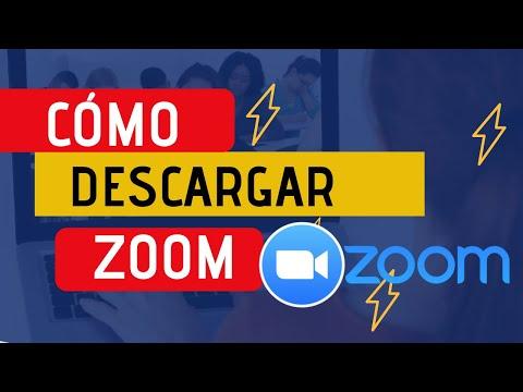 Como Descargar e instalar Zoom muy facil 2018