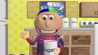 Johnny Johnny yes papa - free fun education nursery rhyme for kids
