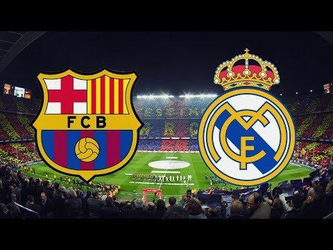 Barcelona vs Real Madrid, Spanish Super Cup 2017
