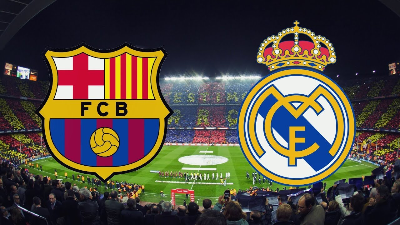 Real Madrid Und Barcelona