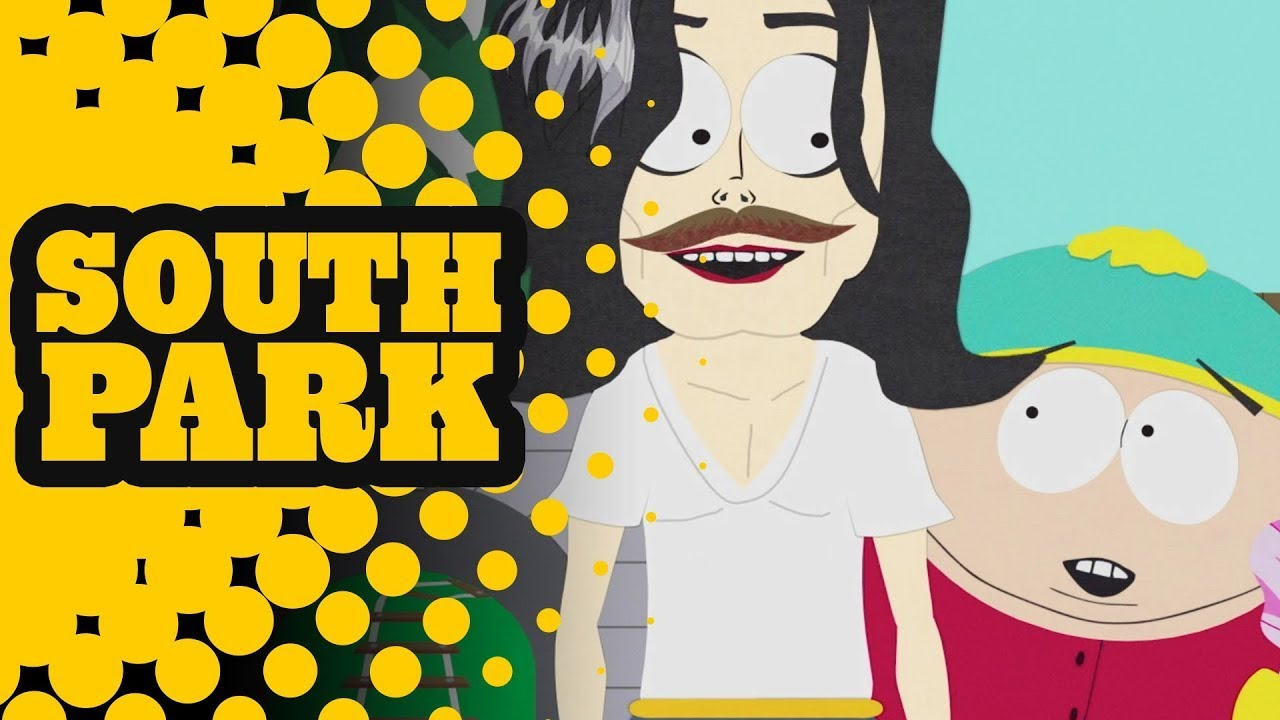 Not south park kenny 6