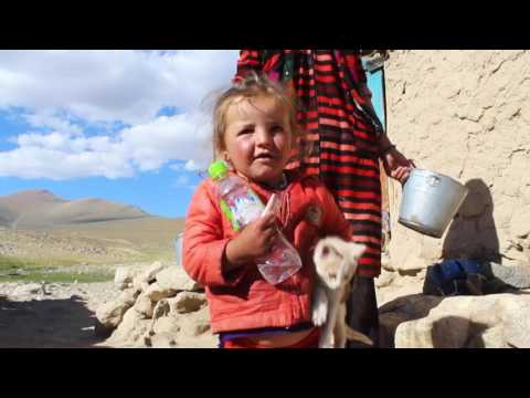 A Journey Through The Pamirs in Tajikistan