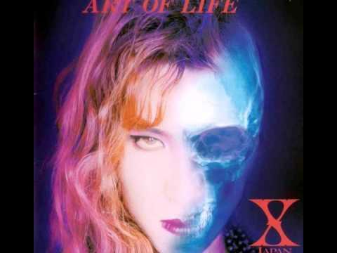 X JAPANの『Art Of Life』のピアノソロをカットすると、こうなる。