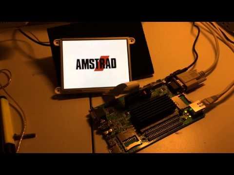 Amstrad CPC Emulator