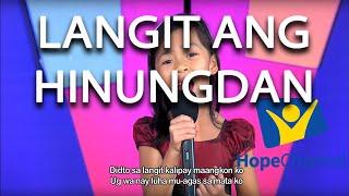 Video Langit Ang Hinungdan download MP3, 3GP, MP4, WEBM, AVI, FLV November 2018
