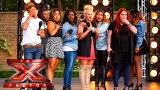 Anything Could Happen for Group 1 | Boot Camp | The X Factor UK 2015