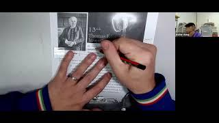 Publication Date: 2021-06-23 | Video Title: Thomas Edison #豐富詞彙結構 #學生有 聖約瑟