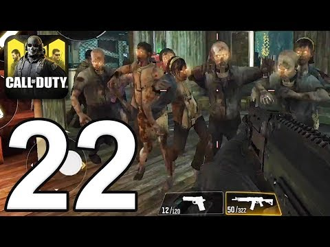 Call Of Duty: Mobile - Gameplay Walkthrough Part 22 - Zombies (iOS, Android)