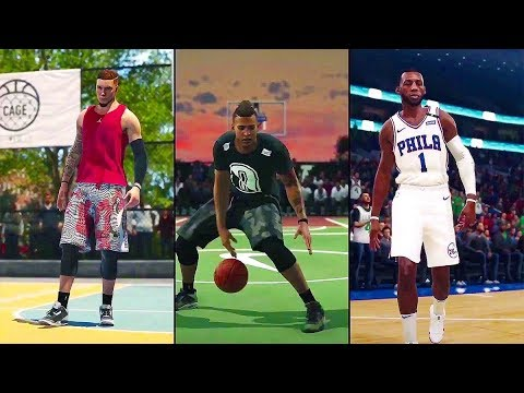 NBA Live 19 FIRST Official TRAILER! New Dribbles, Ankle Breakers, LOBS & PARKS!