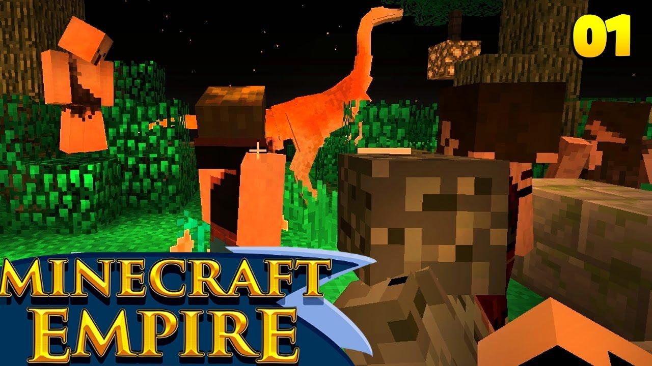 IRGENDWO IM NIRGENDWO Minecraft Empire YouTube - Minecraft empire spielen