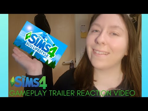 I was wrong about Sims 4: Eco Lifestyle | Gameplay Trailer Reaction |