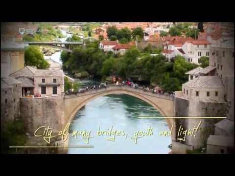 Discover Mostar, city full of spirit and charm of past civilizations. Bosnia and Herzegovina