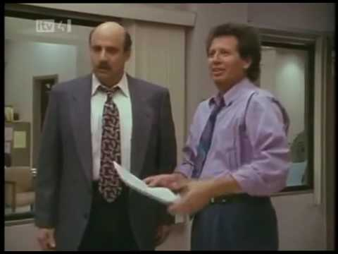 The Larry Sanders Show 1x05 The New Producer