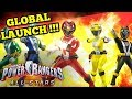 Power Rangers : All Stars - First Impressions